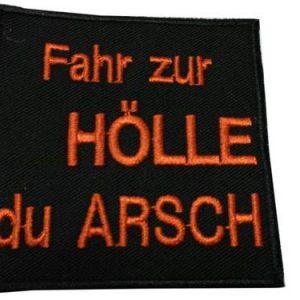 ~Duitse tekst patch
