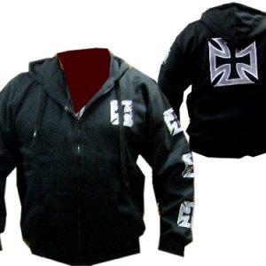 Hoodie/vest